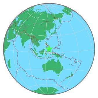 Earthquake - Magnitude 6.2 - MINDANAO, PHILIPPINES - 2019 May 31, 10:12:30 UTC