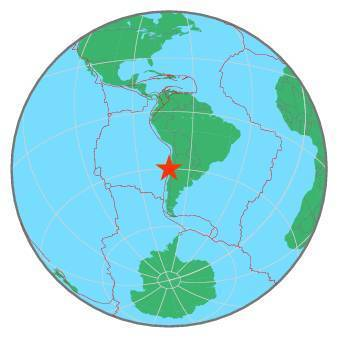 Earthquake - Magnitude 6.4 - OFFSHORE COQUIMBO, CHILE - 2019 June 14, 00:19:11 UTC