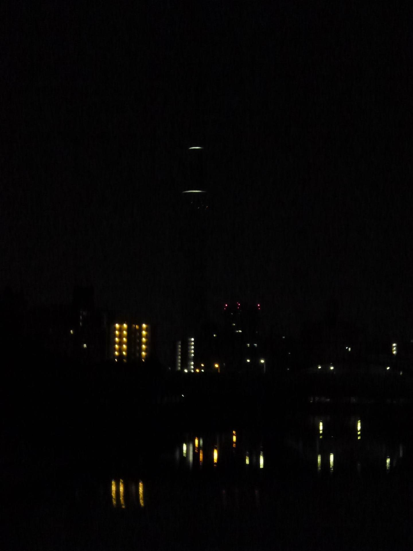 真夜中の東京スカイツリー
