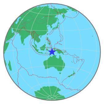 Earthquake - Magnitude 7.3 - BANDA SEA - 2019 June 24, 02:53:40 UTC
