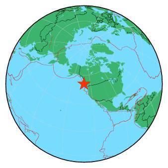 Earthquake - Magnitude 6.2 - QUEEN CHARLOTTE ISLANDS REGION - 2019 July 04, 04:30:45 UTC