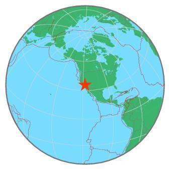 Earthquake - Magnitude 6.5 - SOUTHERN CALIFORNIA - 2019 July 04, 17:33:47 UTC