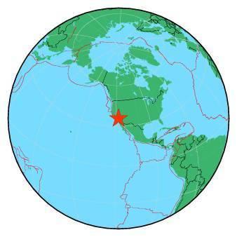 Earthquake - Magnitude 7.1 - SOUTHERN CALIFORNIA - 2019 July 06, 03:19:57 UTC