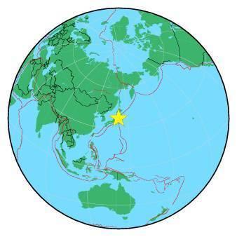 Earthquake - Magnitude 6.4 - NEAR EAST COAST OF HONSHU, JAPAN - 2019 August 04, 10:23:06 UTC