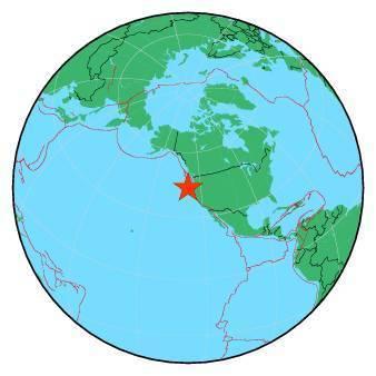 Earthquake - Magnitude 6.3 - OFF COAST OF OREGON - 2019 August 29, 15:07:57 UTC