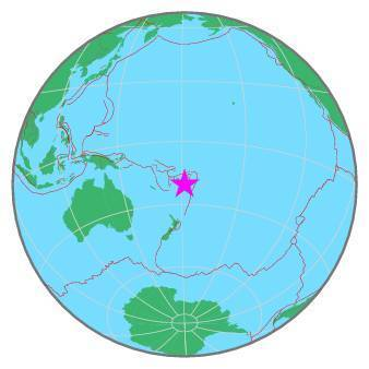 Earthquake - Magnitude 6.7 - FIJI REGION - 2019 September 01, 15:54:21 UTC