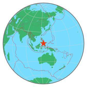 Earthquake - Magnitude 6.5 - MINDANAO, PHILIPPINES - 2019 October 31, 01:11:18 UTC