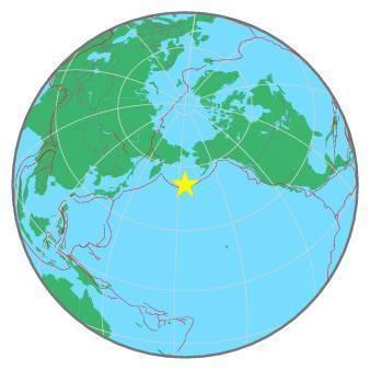 Earthquake - Magnitude 6.4 - ANDREANOF ISLANDS, ALEUTIAN IS. - 2019 November 24, 00:54:03 UTC