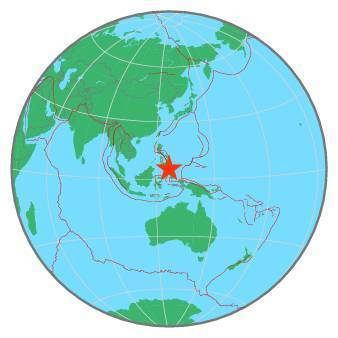 Earthquake - Magnitude 6.0 - MINDANAO, PHILIPPINES - 2020 February 06, 13:40:05 UTC