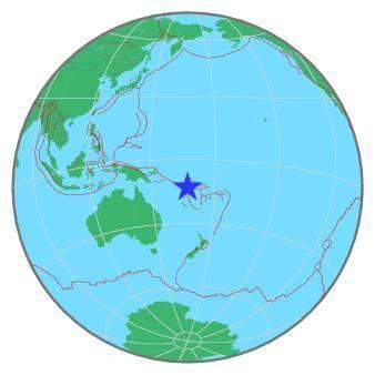 Earthquake - Magnitude 6.1 - VANUATU - 2020 March 18, 03:13:46 UTC