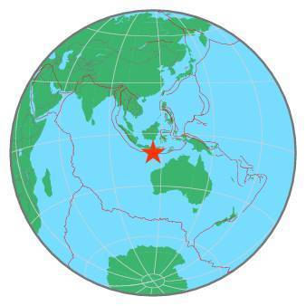 Earthquake - Magnitude 6.3 - SOUTH OF BALI, INDONESIA - 2020 March 18, 17:45:38 UTC