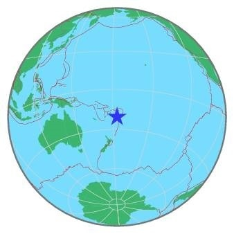 Earthquake - Magnitude 6.2 - FIJI REGION - 2020 May 13, 20:10:37 UTC