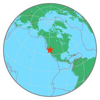 Earthquake - Magnitude 6.5 - NEVADA - 2020 May 15, 11:03:28 UTC