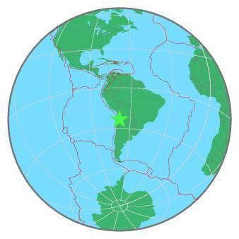 Earthquake - Magnitude 6.8 - ANTOFAGASTA, CHILE - 2020 June 03, 07:35:34 UTC