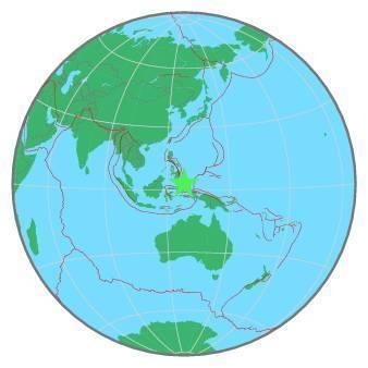 Earthquake - Magnitude 6.4 - HALMAHERA, INDONESIA - 2020 June 04, 08:49:38 UTC